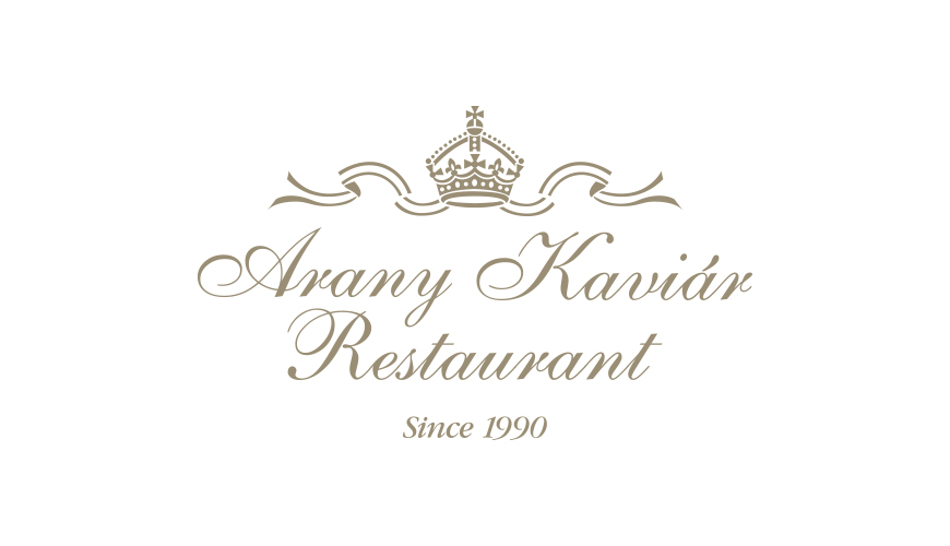 Arany Kaviár Étterem logo