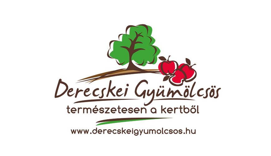 Derecskei Almafröccs logo