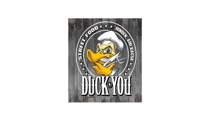 Duck You logo