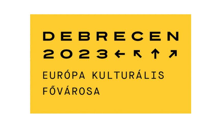EKF Debrecen 2023 logo