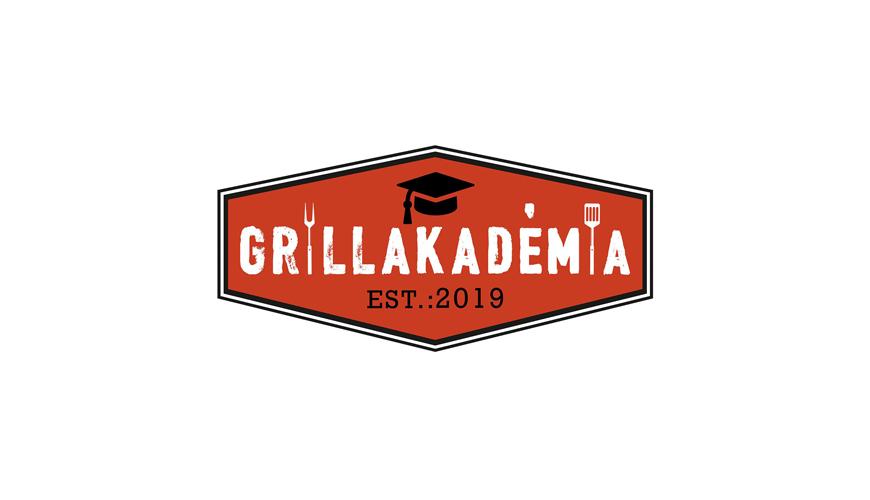 Grillakadémia logo