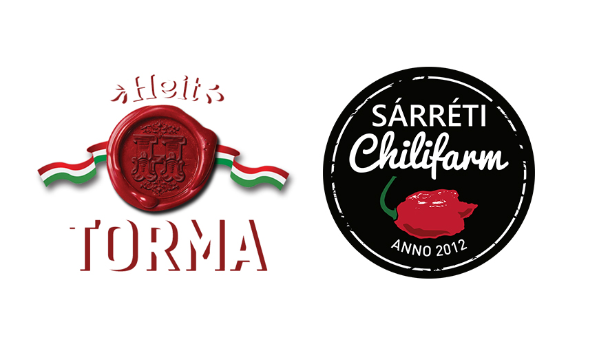 Heit torma - Sárréti Chilifarm logo