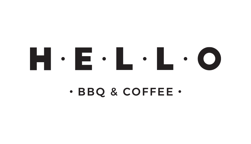 HELLO BBQ & Coffee logo