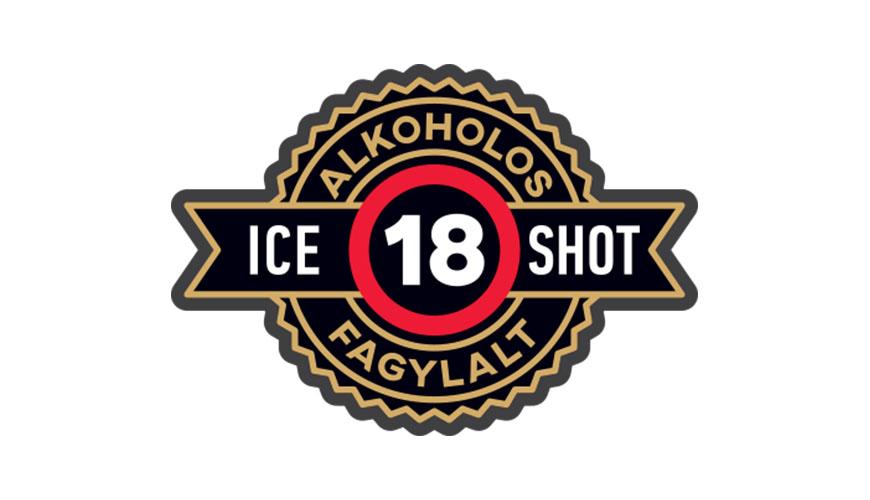 IceShot Fagyizó (Budapest) logo