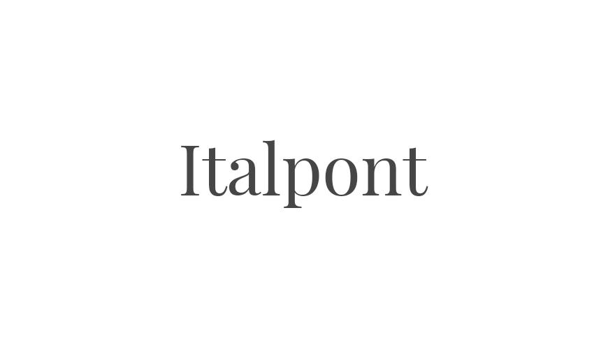 Italpont logo