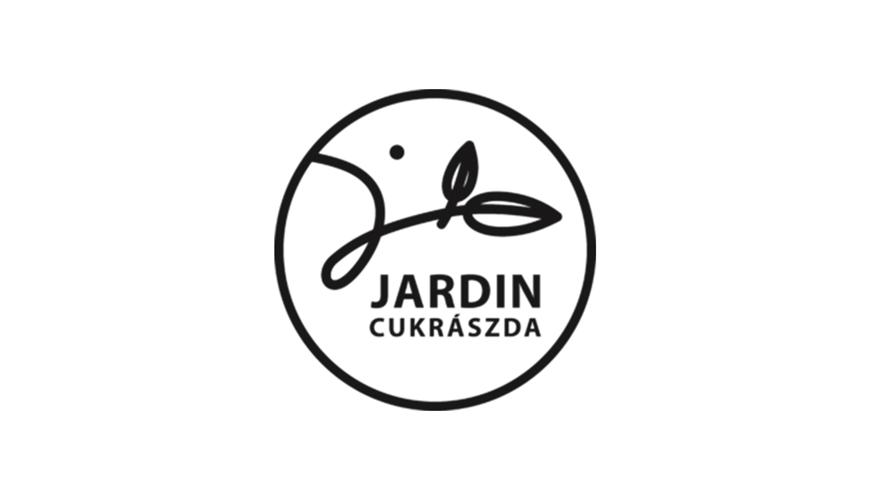 Jardin Cukrászda logo
