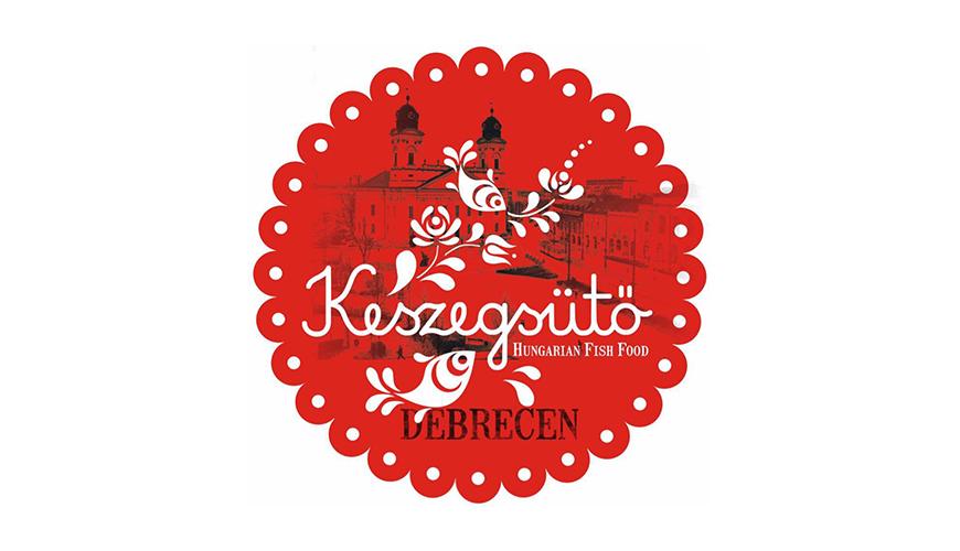 Keszegsütő (Debrecen) logo