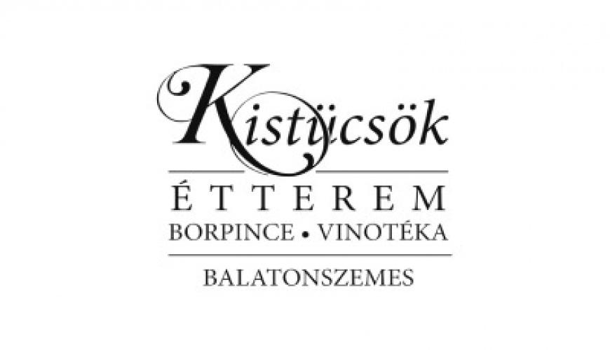Kistücsök Étterem (Balatonszemes) logo
