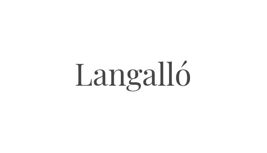Langalló (Debrecen) logo