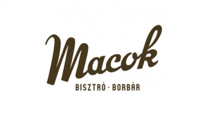 Macok Bisztró logo