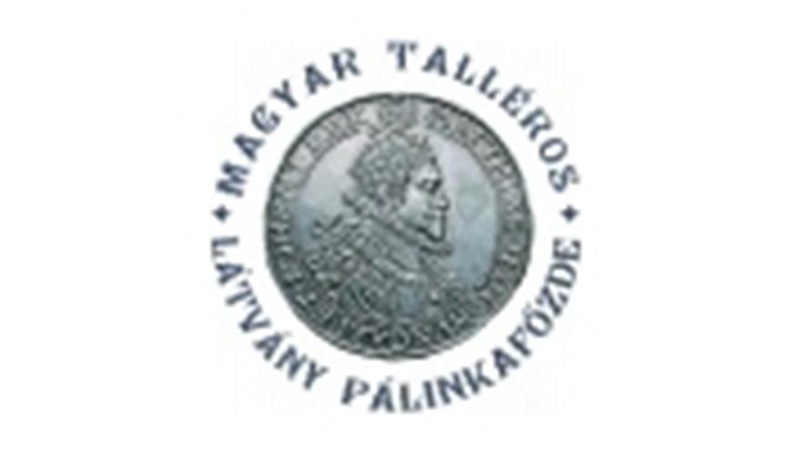 Magyar Talléros Pálinka  logo