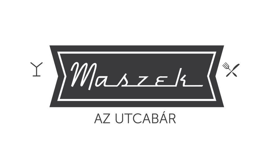 Maszek (Debrecen) logo