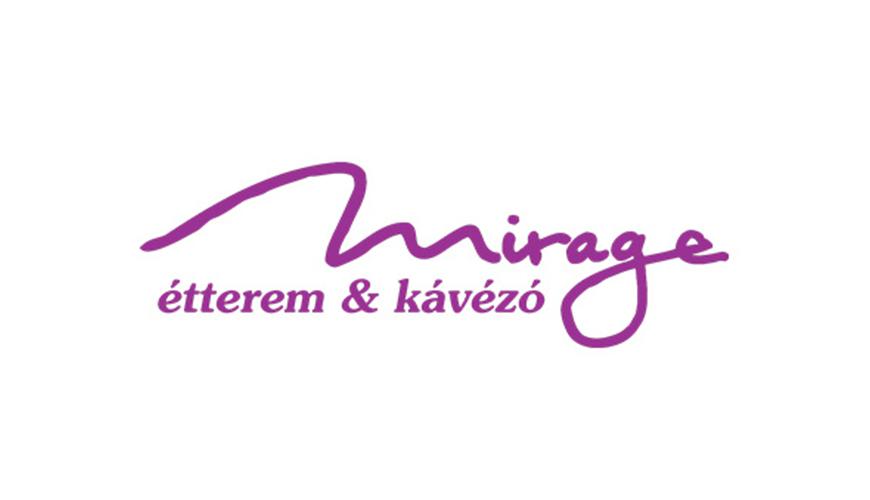 Mirage étterem és kávézó (Hajdúszoboszló) logo