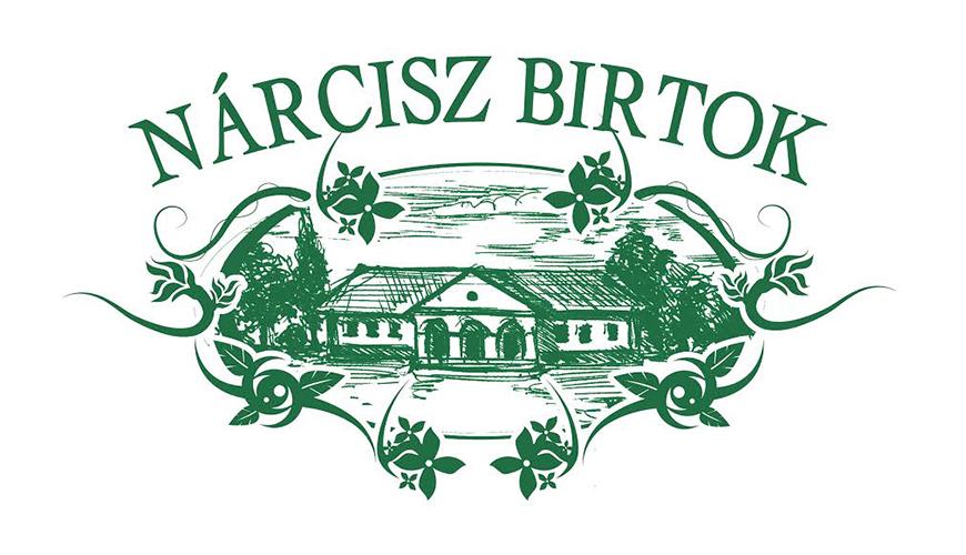 Nárcisz Birtok (Debrecen) logo