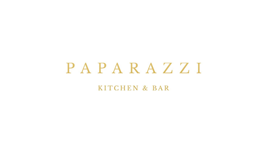 Paparazzi ice cream (Debrecen) logo