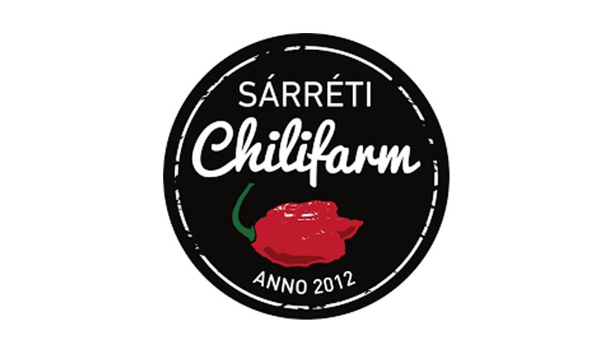 Sárréti Chilifarm logo