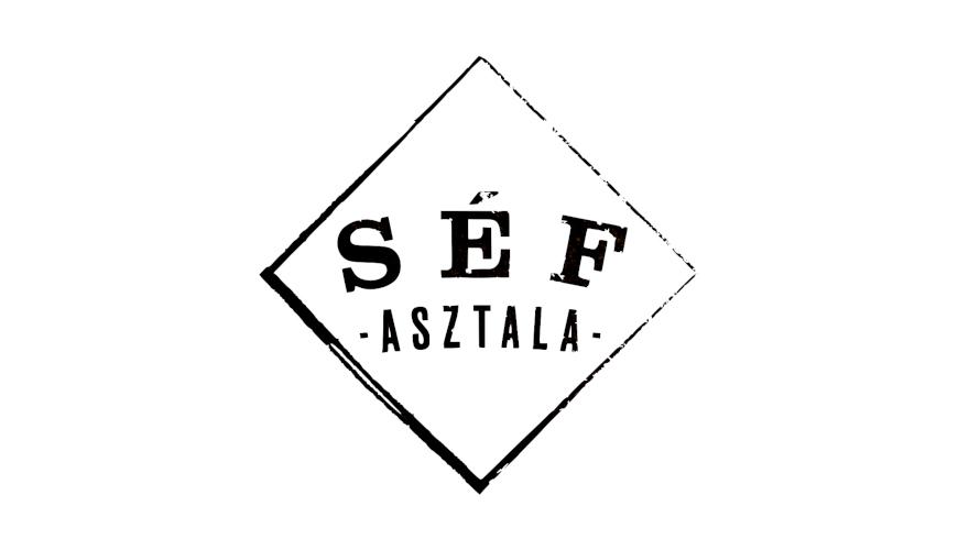 Séf Asztala logo