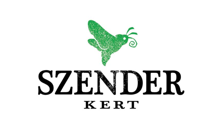 Szender kert logo