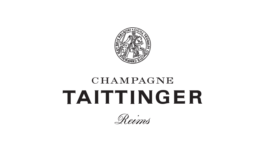 Taittinger Champagne Bar logo
